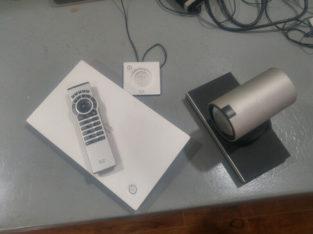 Cisco SX20 Telepresence unit WITH Wheeled TV mount