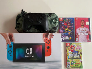 Nintendo switch – Great Condition