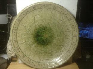 Vintage Asian Plate Marks