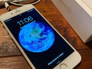 Iphone 6S – Gold – 64GB