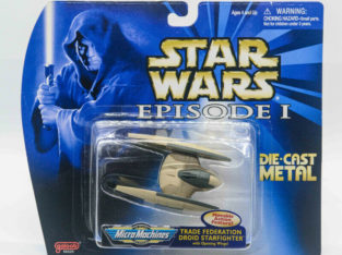 Galoob Star Wars Episode 1 Micro Machines Lot of 3 toys $20 @