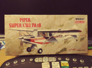Piper Super Cub PA 18 1/48 Scale MIB