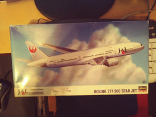 Boeing 777-200 Star Jet Hasegawa 10117