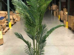 ARTIFICAL PATIO INDOOR / OUTDOOR PALM PLANT TREE