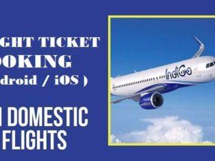 Flight Ticket Booking Apps Developers Team