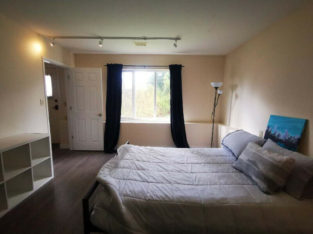 Furnished room close to metrotown and BCIT