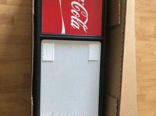Coke Menu Board