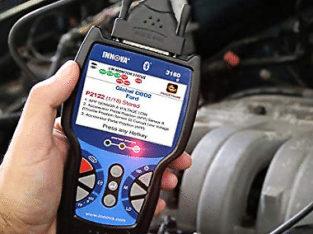 Car diagnostic and repair service