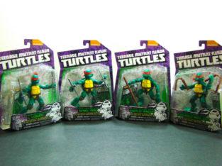 Nickelodeon Teenage Mutant Ninja Turtles Comic Book Figures
