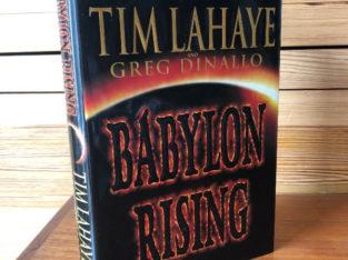 Babylon Rising Book – Tim Lahaye – Left Behind Prophecies