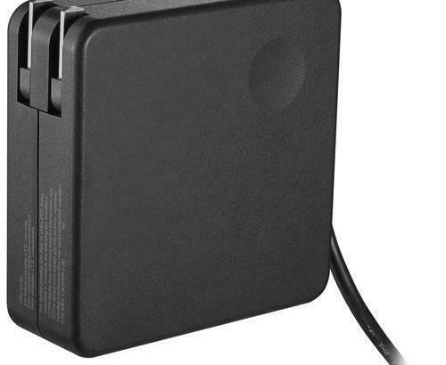 Insignia NS-PWLC908-C 90W USB Type-C Wall Charger Compatible with MacBook Pro (Open Box)