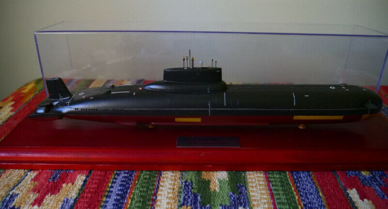 Russian Typhoon Submarine by SD Models over $1200 off new