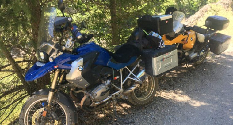 2008 Bmw r1200gs motorcycle