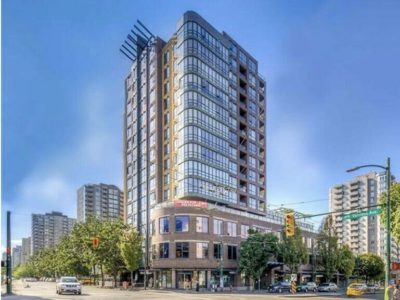 1 bedroom + den apartment right next to Joyce skytrain station