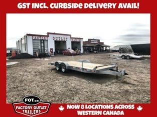 2020 Canada Trailers GCE718-7K