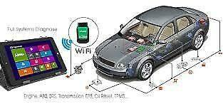 Car Diagnostics services / Check Engine Light fix