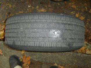 Free training…how to safely change your flat tire