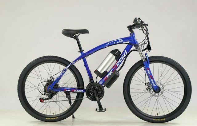 NEW ELECTRIC BIKE AUCTION (ON-LINE ONLY)