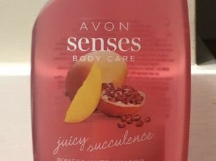 Avon Senses Pomegranate & Mango Hydrating Shower Gel