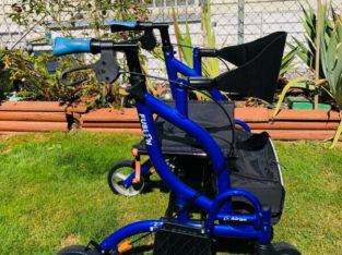 Airgo Fusion Walker/Wheelchair