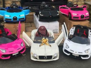 Kids Ride on Cars & Motorbikes with Parental Remote Control – Blowout Warehouse Sale!