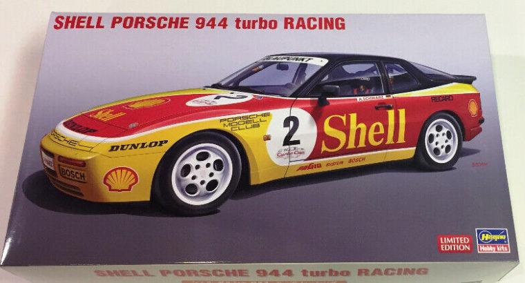 Hasegawa 1/24 Porsche 944 Turbo Shell Racing