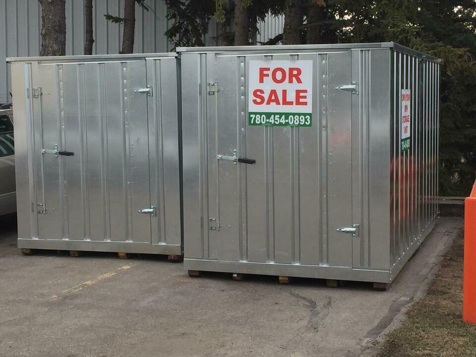 Steel Storage Containers. The BEST SHED EVER! The Best Ever Steel Alternative to Sea Cans! Yard Sheds, Tool Sheds.