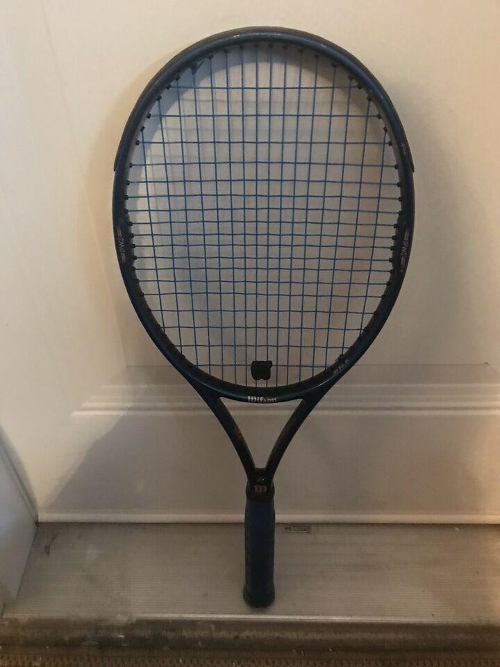 Wilson Hammer 7.4 Tennis Racquet – Like New!