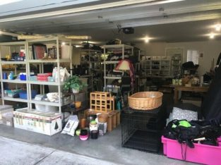 Moving Sale – we are downsizing!