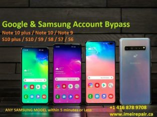 REMOVAL BYPASS Google SAMSUNG Account UNLOCK REPAIR SAMSUNG HTC HUWAEI SONY ALCATEL MOTOROLA PHONES and TABLETS