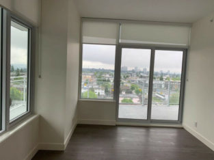 Metrotown condo 1 bedroom 1 bath for rent