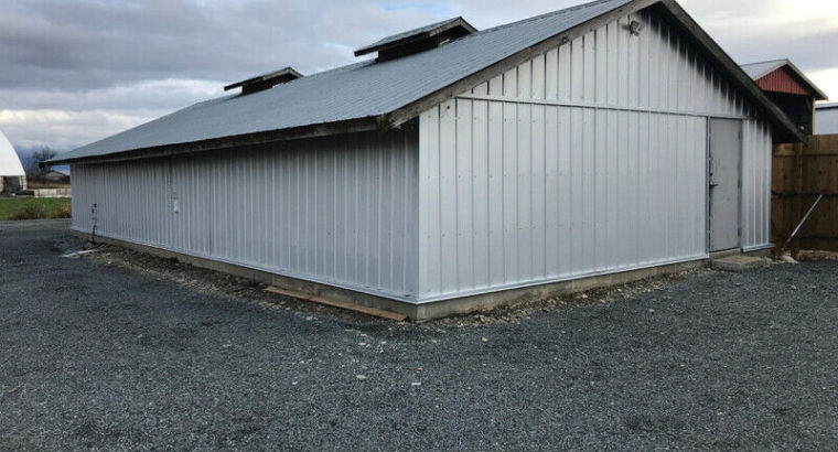 Storage/shop space for rent