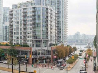 501 212 DAVIE STREET Vancouver, British Columbia