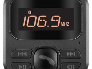 Insignia NS-MBTFMT-C Bluetooth FM Transmitter (Open Box)