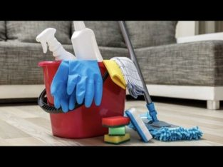 House cleaning services available here