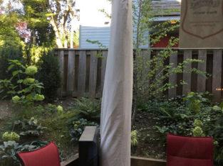 Treasure Garden AKZ Outdoor Umbrella