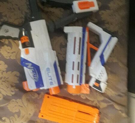 NERF GUN! RETALIATOR (CHEAP!!!) ⭐️⭐️⭐️