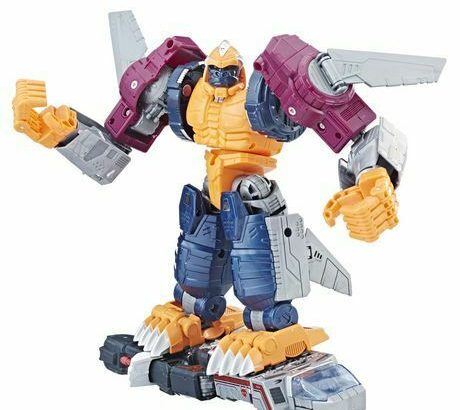 Transformers: Generations Power of the Primes Evolution Optimal