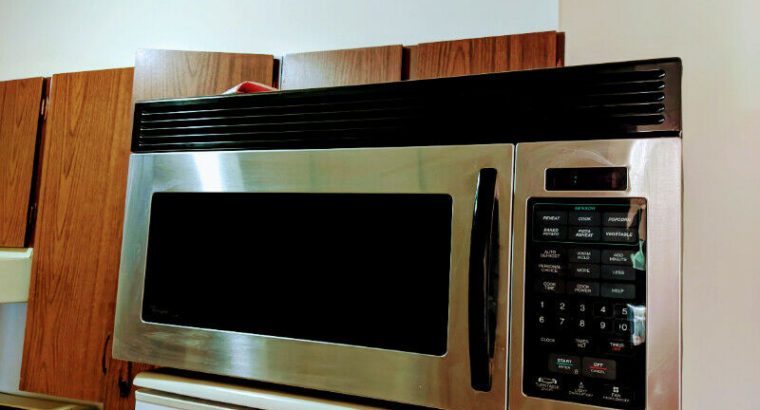 Microwave – Excellent condition