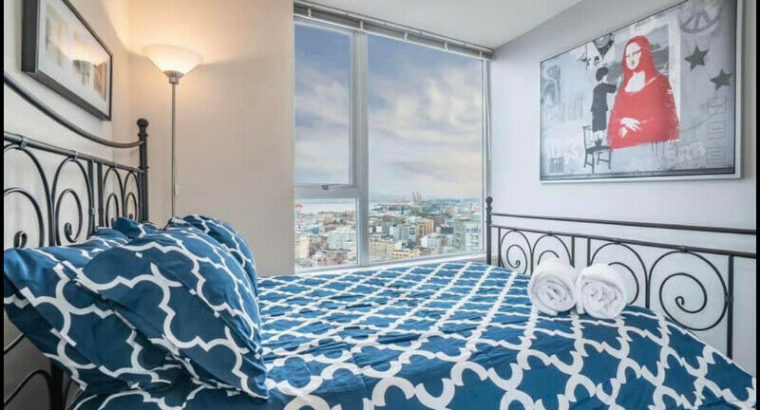 Spectacular Views 2 Bed fully furnished