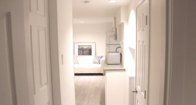 Private Furnished Rm w Utilities! Near Downtown, UBC+Langara Bus