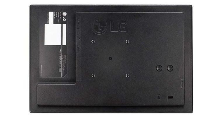 LG 10SM3TB-B Small Display for Versatile Digital Signage Solutions (Factory refurbished)