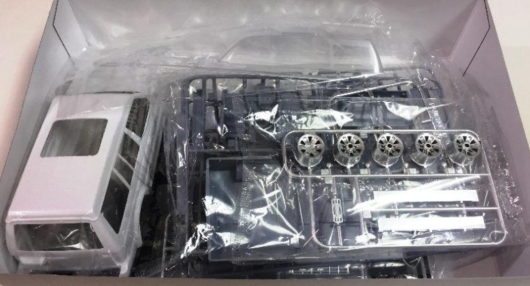 Aoshima 1/24 Mitsubishi V43W Pajero Super Exceed 91