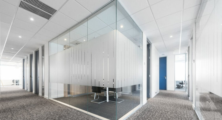 Access office space how and when you need it.