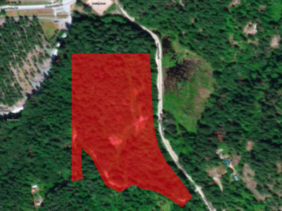 12.97 Private Acres of Land w/large Shop/Cabin!