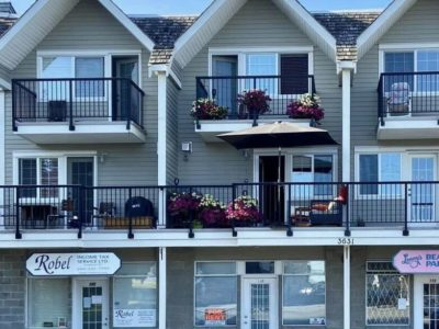 Commercial office space for rent in Steveston