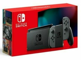 BNIB Nintendo Switch V2,Factory Warranty from Aug 2020