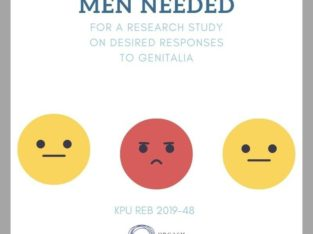 Wanted: MEN FOR *SEX* RESEARCH!
