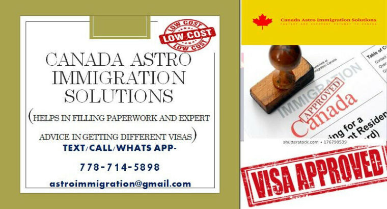 FREE CONSULTATION-IMMIGRATION MATTERS-EXPERT PROFESSIONAL ADVICE