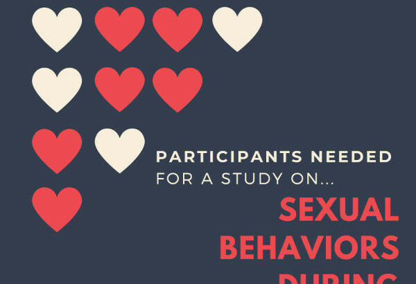 Wanted: Research Participants: COVID-19 and Sexual Preoccupation